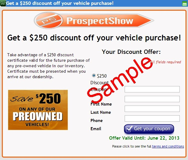 prospecteoffer discount site